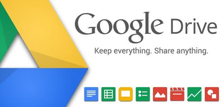 reemplazar documentos en Windows con Google Drive