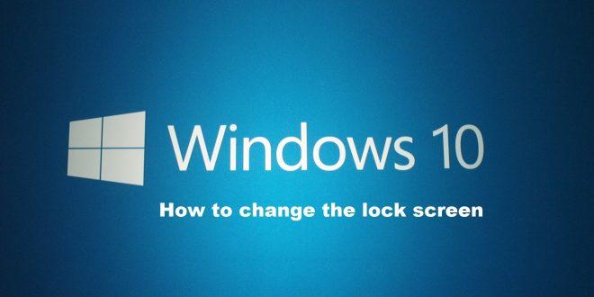 Extiende el tiempo de tu pantalla de bloqueo de windows 10 - El tiempo en tu escritorio ...