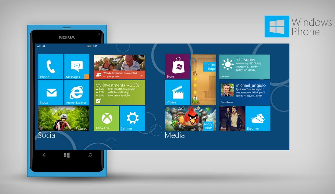 Windows Phone 3