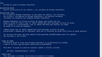 Photo of Comandos powershell windows 10